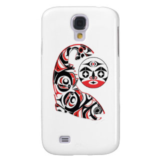Galaxy S4 Covers Espírito Salmon