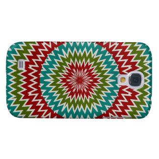 Galaxy S4 Covers Flor mandalaic hipnótica