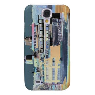 Galaxy S4 Covers Ilha de San Juan da balsa do porto de sexta-feira