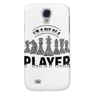 Galaxy S4 Covers Jogador de xadrez