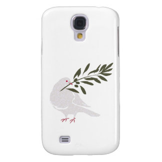 Galaxy S4 Covers Pomba da paz