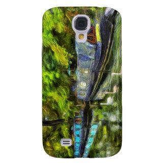 Galaxy S4 Covers Pouca Veneza Londres Van Gogh