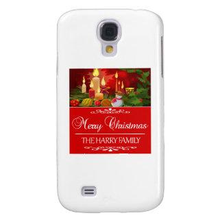 Galaxy S4 Covers Tendendo o design do Natal da família de Harry