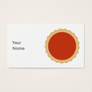 Galdéria do doce. Vermelho da morango Cartão De Visitas