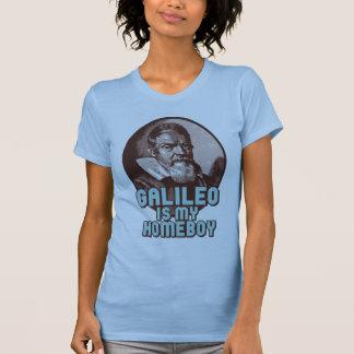 Galileo Camiseta