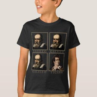 Galileo Figaro Camiseta