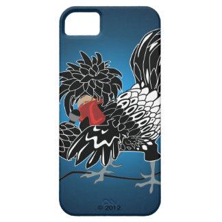 Galinha com crista polonesa de balanço capa para iPhone 5