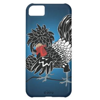 Galinha com crista polonesa de balanço capa para iPhone 5C