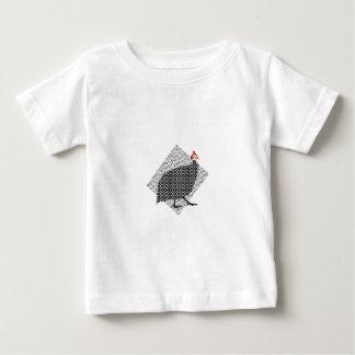 Galinha de Angola Pintadinha II Camisetas