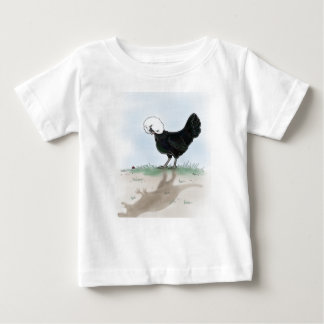 Galinha polonesa bonito ou dinossauro com fome… t-shirts