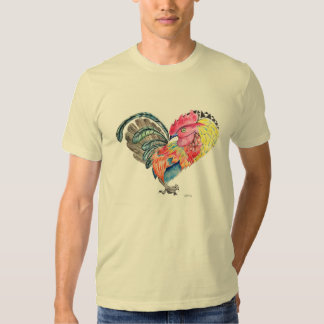 Galo Heartimal de Kauai Tshirt