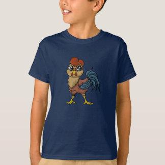 Galo resiliente! camiseta