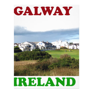 Galway Ireland 4 Papel Timbrado