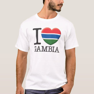 Gambia Camiseta