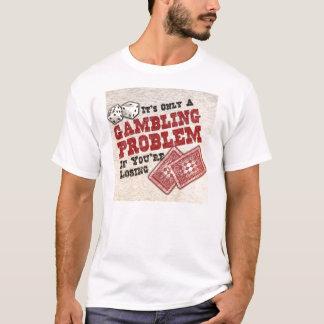 gambling camiseta