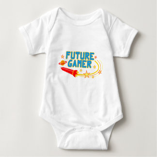 Gamer futuro body para bebê