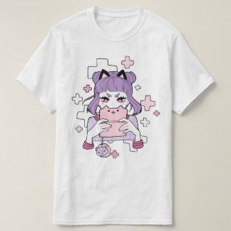 Gamer Grrl Camiseta