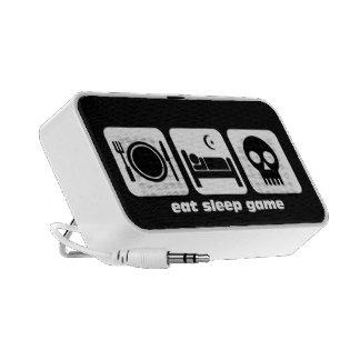 gamer video caixinhas de som para mp3
