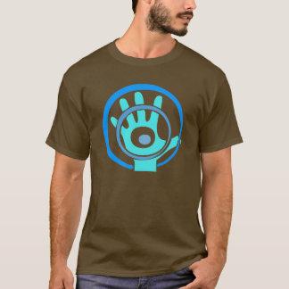 GamingFace Jedi consular nenhum texto T Camiseta
