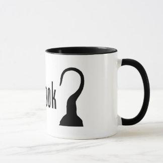 gancho obtido? Caneca de café