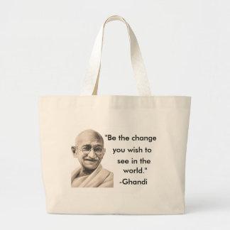 Gandhi Bolsa Tote Grande