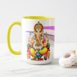 Ganesha: Caneca combinado