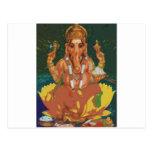 Ganesha Cartões Postais