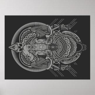 Ganesha Pôster