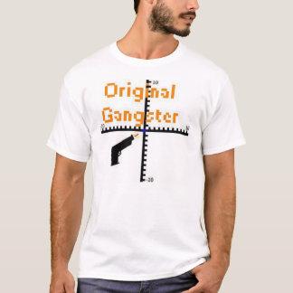 gangsta original camiseta