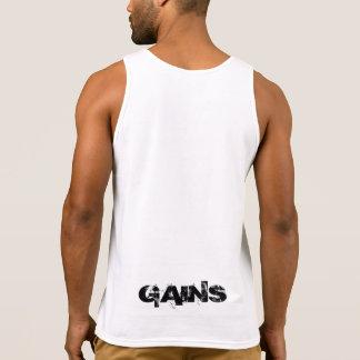 """""""GANHA"""" a camisa feita sob encomenda do músculo"""