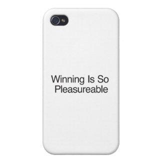 Ganhar é assim Pleasureable Capas iPhone 4