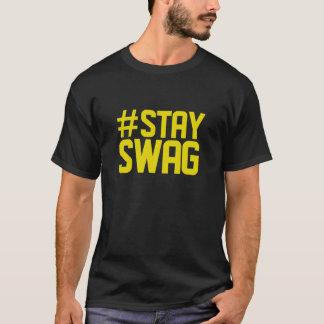 Ganhos da estada - Lakers - inferno da camisa de T