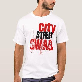 ganhos da rua da cidade camiseta