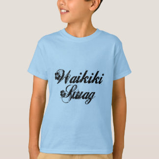 Ganhos de Waikiki Camiseta