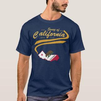 Ganhos do t-shirt de Califórnia! Camiseta