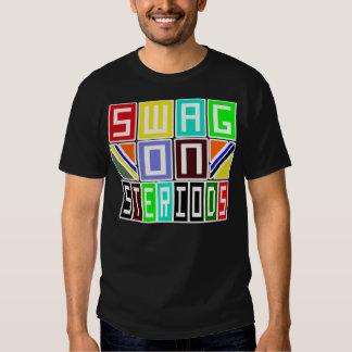 Ganhos em Steriods -- T-shirt