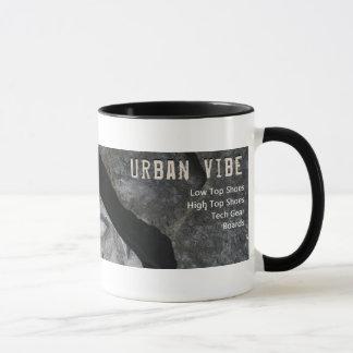 Ganhos, Lit, caneca de café urbana do Promo da