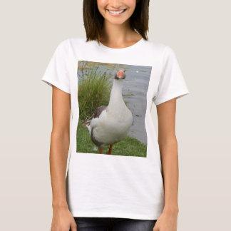Ganso do animal de estimação do t-shirt