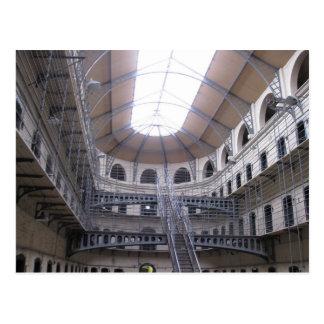 Gaol de Kilmainham, cartão de Dublin