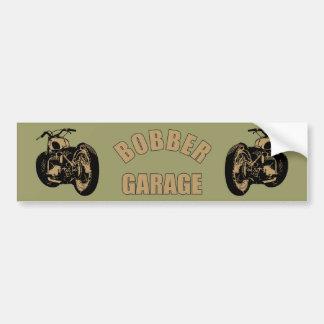 Garagem do Bobber Adesivo Para Carro