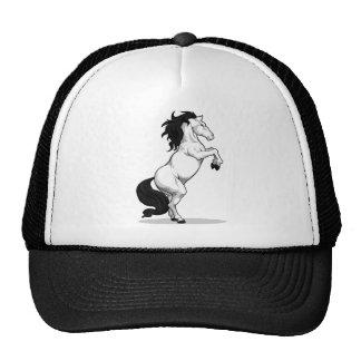 Garanhão ou cavalo Prancing Boné
