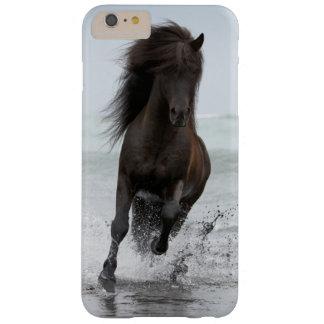 Garanhão que funciona no Atlântico Norte da praia Capas iPhone 6 Plus Barely There