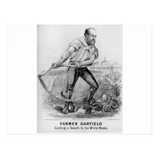 Garfield 1880 cartoes postais
