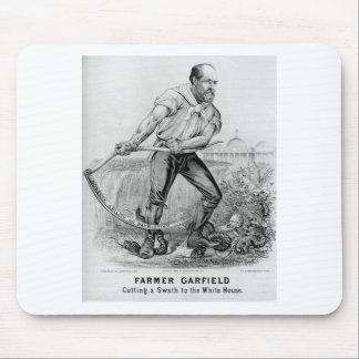 Garfield 1880 mouse pad