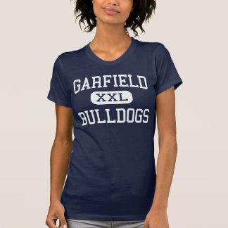 Garfield - buldogues - alto - Los Angeles Tshirt