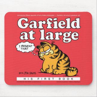 Garfield em grande Mousepad