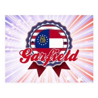 Garfield, GA Cartão Postal
