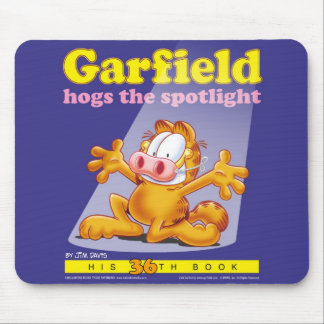 Garfield Hogs o projector Mousepad