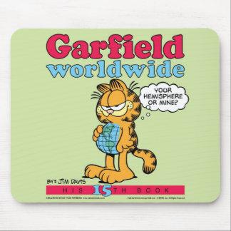 Garfield Mousepad mundial