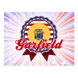 Garfield NJ Cartão Postal